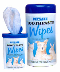 Toothpaste Wipes