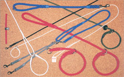 Rope and Slip Leads