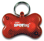 Mini Spot Tag Bone